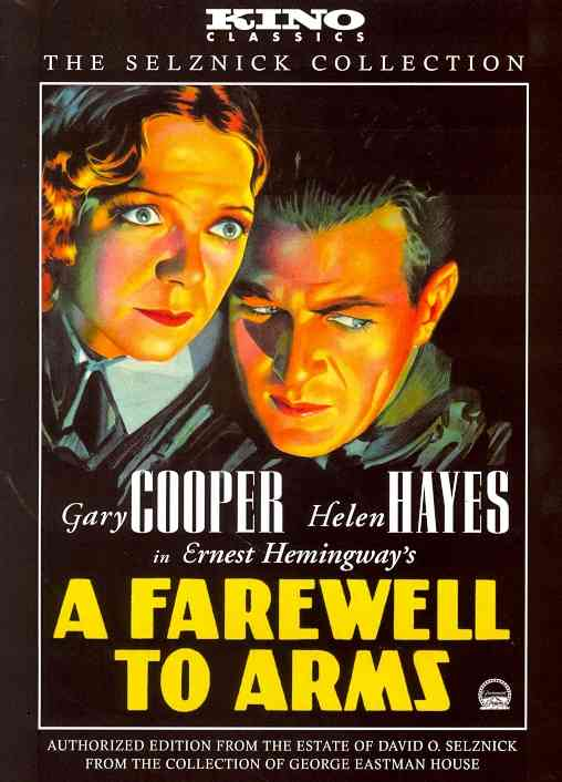 FAREWELL TO ARMS BY COOPER,GARY (DVD)