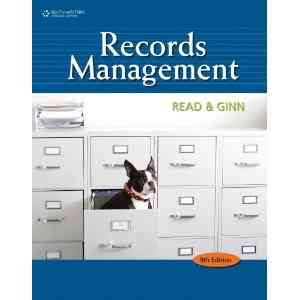 Records Management Simulation By Read, Judith/ Ginn